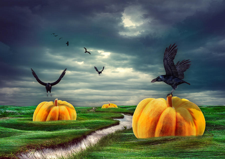 . . . Pumpkin World . . . by ChIandra4U