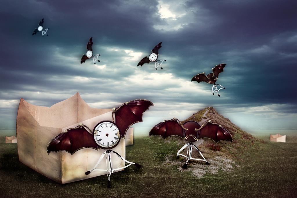 . . . Time Flies . . . by ChIandra4U
