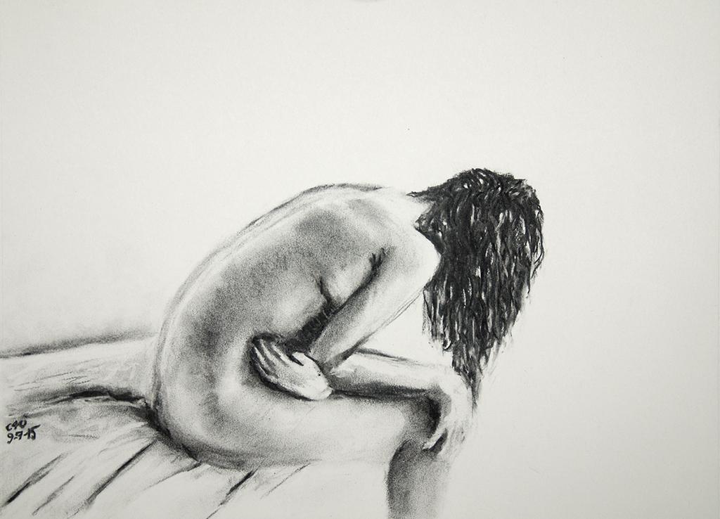 . . . Lonely suffering . . . by ChIandra4U