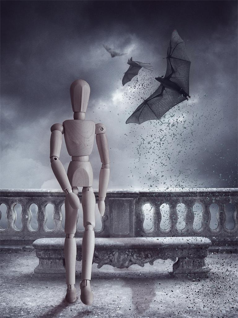 . . . Step Away . . . by ChIandra4U