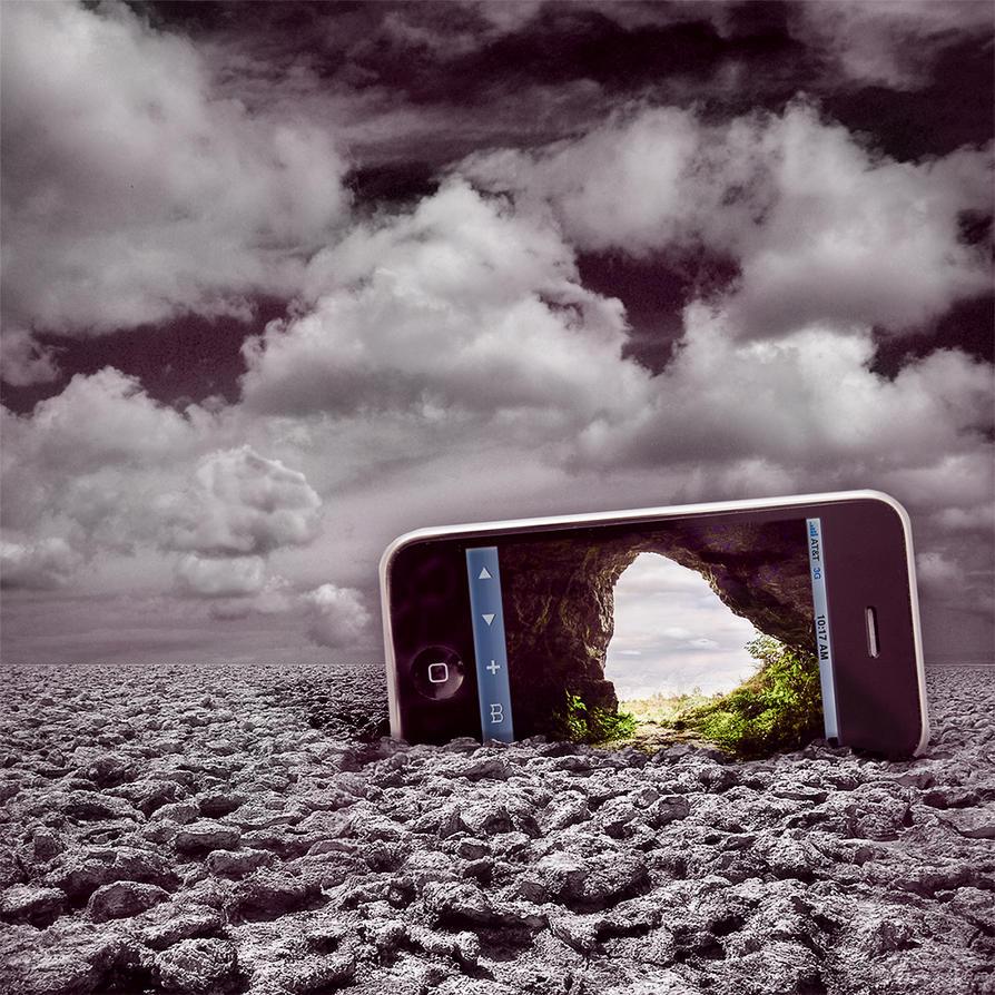 . . . Digital World . . . by ChIandra4U