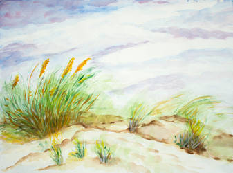 . . . Spring breeze . . . by ChIandra4U