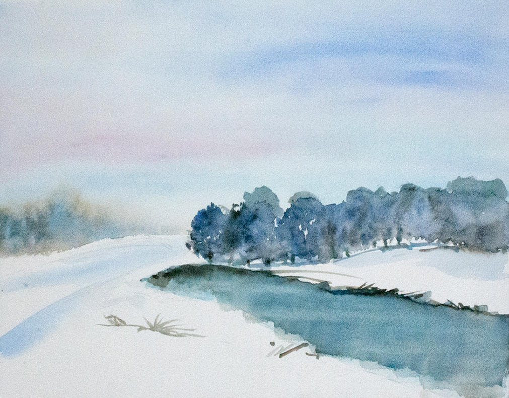 . . . Winter is coming  . . . by ChIandra4U