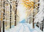 . . . Winter Gold . . .