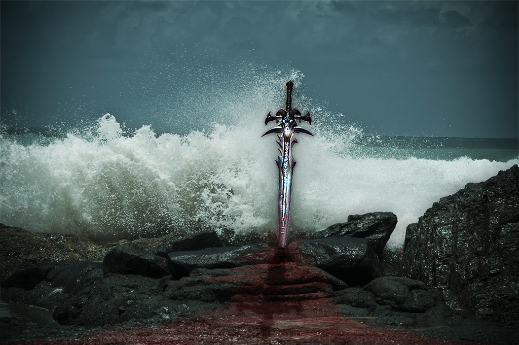 . . . Blood Stone . . .