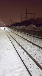 . . . Winter lines  . . .