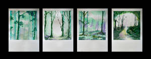 Instax - Green Forest by ChIandra4U