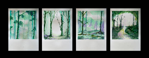 Instax - Green Forest