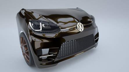 Volkswagen up! WIP10 - Front