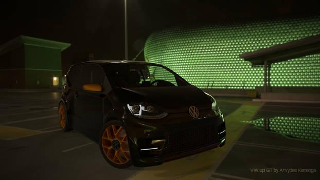 VW up! GT [Front shot]