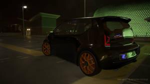 VW up! GT [Back shot]