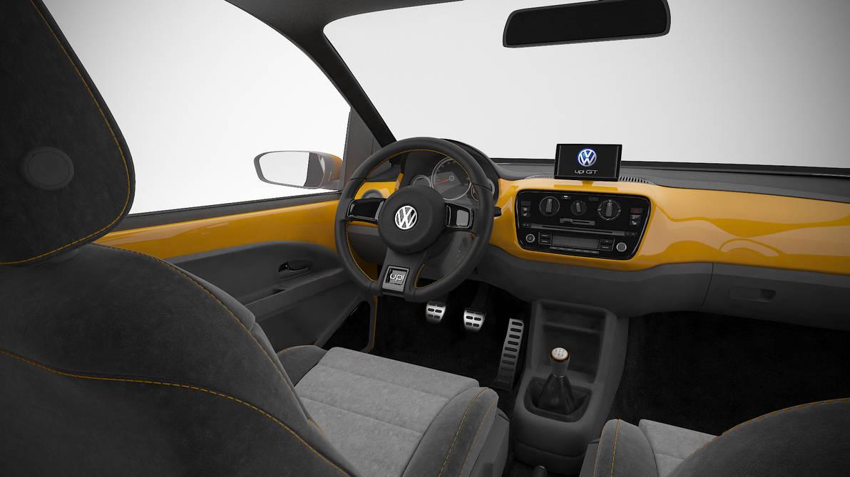 VW up! GT [Interior]