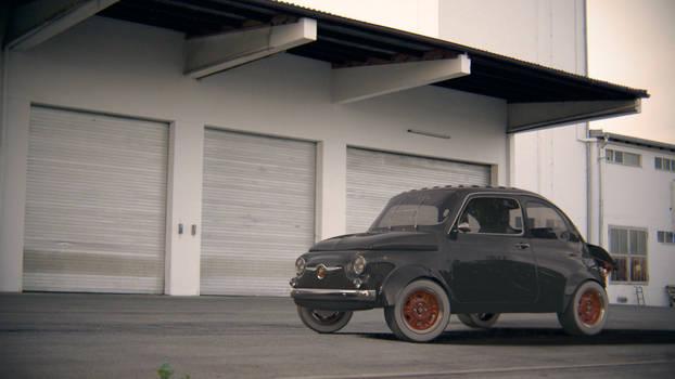 Fiat 695 Abarth #1