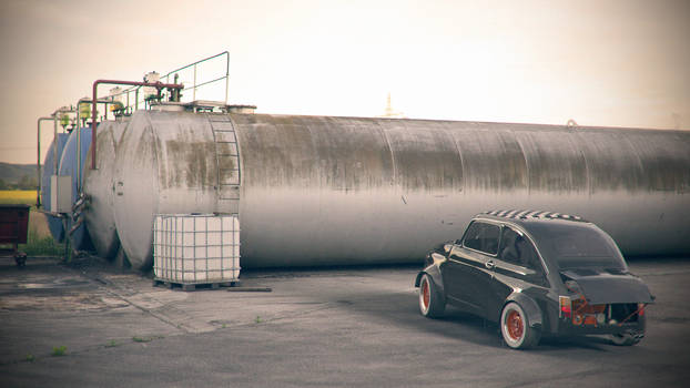 Fiat 695 Abarth #2
