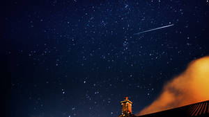 Astrophotography #1 - Shooting Star