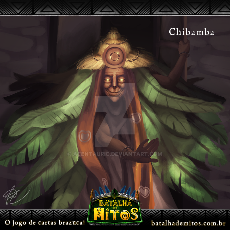 Chibamba - 05 by Acentauric