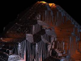 the ziggurat by skulkey