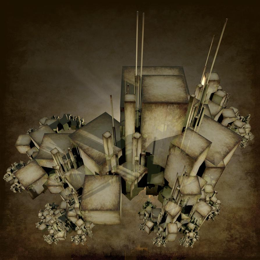 Tatasz - Dragonscape 2 by skulkey