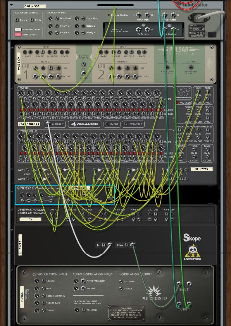 VC20 - noise rig - back by skulkey