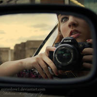 Confusion in the Mirror by raemarshall