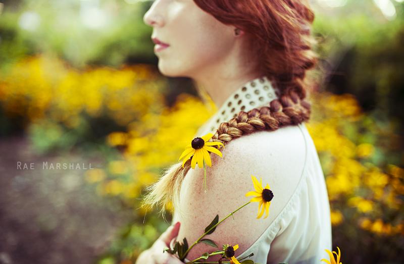 You belong among the wildflowers by raemarshall