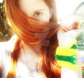 Redhead...