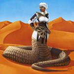 Desert Naga