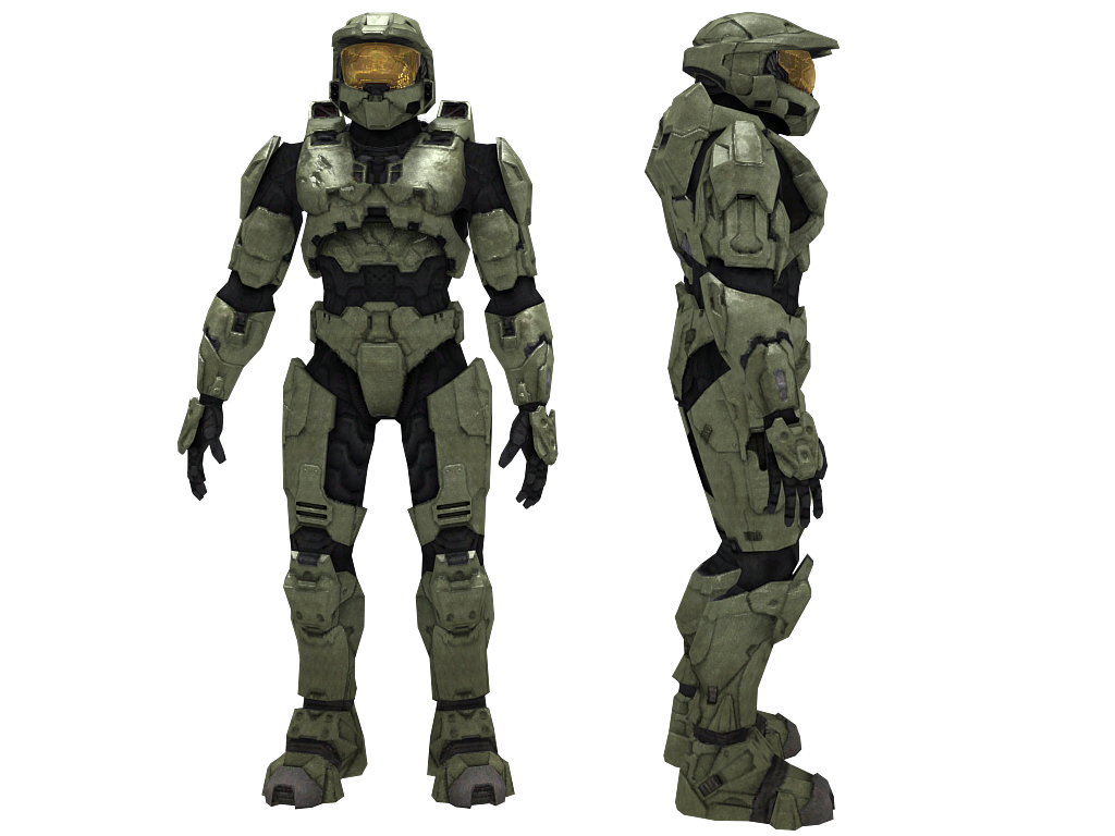 Halo 3 BETA Ripped Spartan (Models and Textures) - Page 2