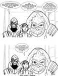 Mass Effect - Awkward