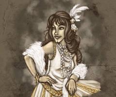 Arcane Eon RPG - Iva WIP by PhoenixFuryBane