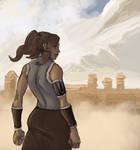 Avatar - Korra's Vista
