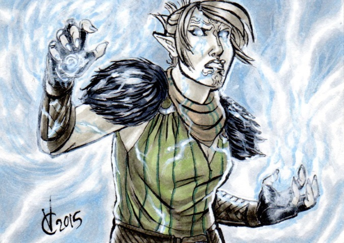 PSC Dragon Age Another Form of Justice by PhoenixFuryBane