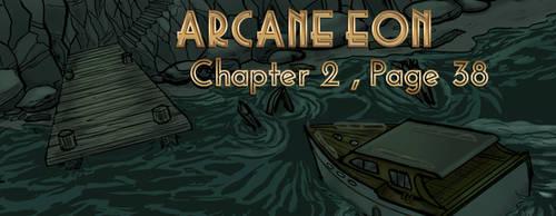 Arcane Eon Page 38 by PhoenixFuryBane