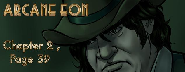 Arcane Eon Page 39 by PhoenixFuryBane