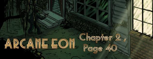 Arcane Eon Page 40