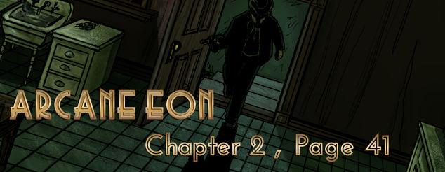 Arcane Eon Page 41