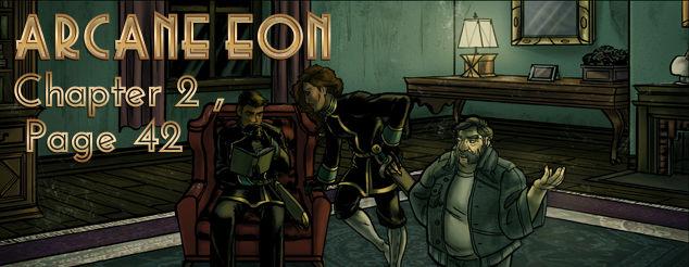 Arcane Eon Page 42