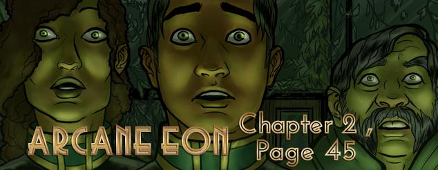 Arcane Eon Page 45 by PhoenixFuryBane