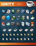 Unity Icons