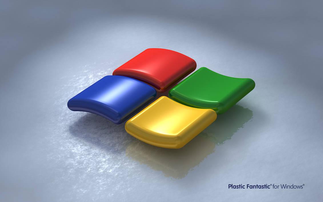 Plastic Fantastic for Windows by Tiggz