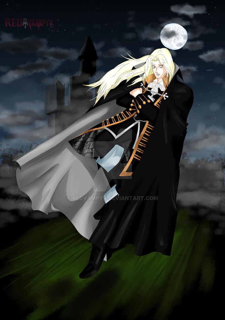 Castlevania: Alucard by RedVampyr