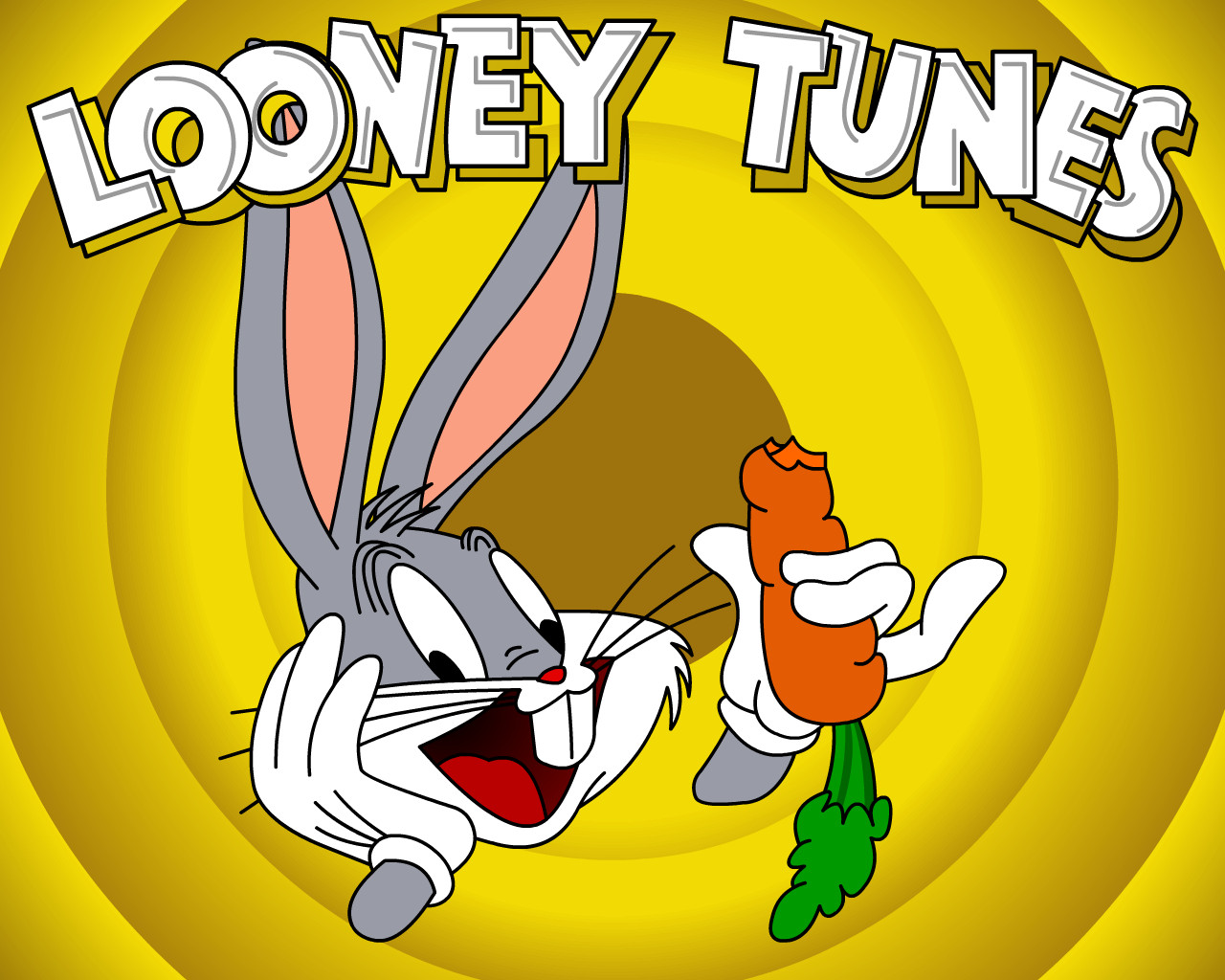 Looney Tunes - Bugs Bunny - WP by Sykonist
