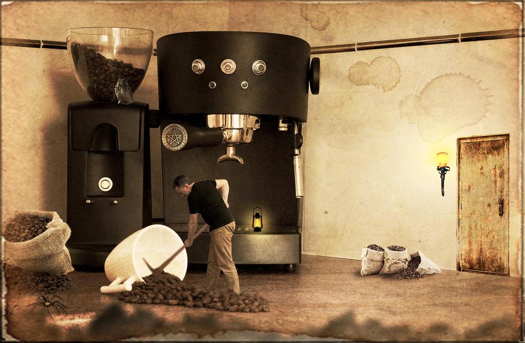 Coffee Work by DiabloV
