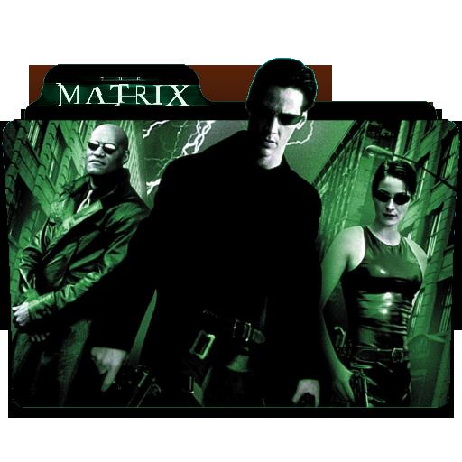 The Matrix 1999 Folder Icon By Ackermanop On Deviantart