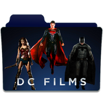 DC Extended Universe Folder Icon