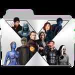 X-Men Movies Folder Icon