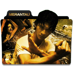 Merantau (2009) Folder Icon by AckermanOP