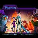 Trollhunters Folder Icon