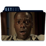 Get Out (2017) Folder Icon