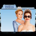 The Princess Diaries (2001) Folder Icon